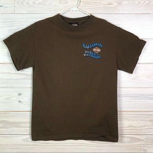 Harley Davidson Men Bahamas Graphic Tee Shirt
